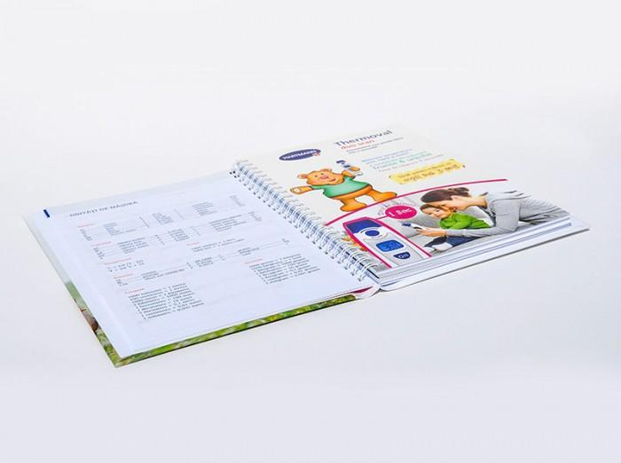 Interior personalizat agenda